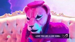 Розовая Пантера порадовала своим выступлением