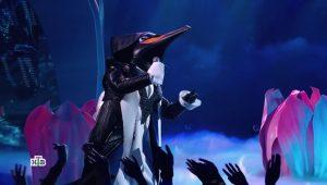 Пингвин поразил всех зрителей